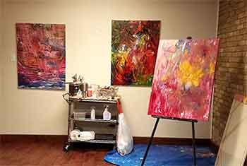 Studio Paintings
